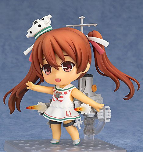 Image 6 for Kantai Collection ~Kan Colle~ - Libeccio - Nendoroid #670 (Good Smile Company)