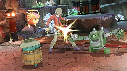 Image 8 for Summon Night 6 Lost Borders