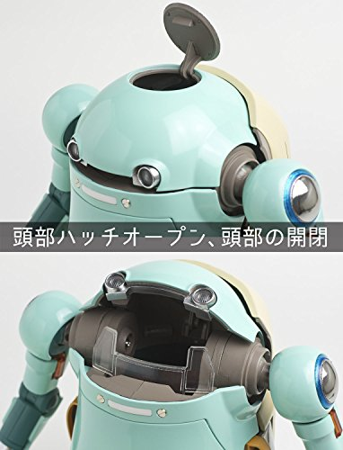 Image 7 for Mechatro WeGo - 1/12 - Light Blue (Sentinel)