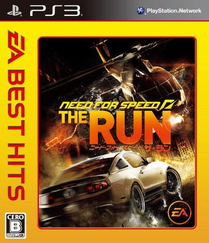 Image for Need for Speed: The Run [EA Best Hits]