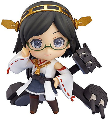 Kantai Collection ~Kan Colle~ - Kirishima - Nendoroid #491 (Good Smile Company)