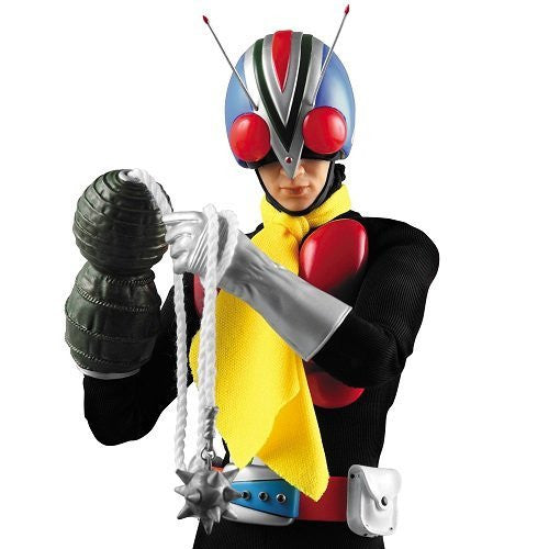 Image 3 for Kamen Rider V3 - Riderman - Real Action Heroes No.462 - 1/6 - Renewal Edition (Medicom Toy)