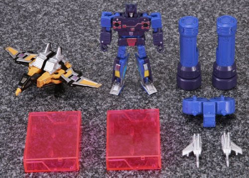Image 2 for Transformers Masterpiece MP-16 Frenzy & Buzzsaw