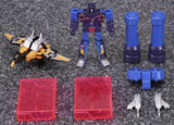 Thumbnail 2 for Transformers Masterpiece MP-16 Frenzy & Buzzsaw