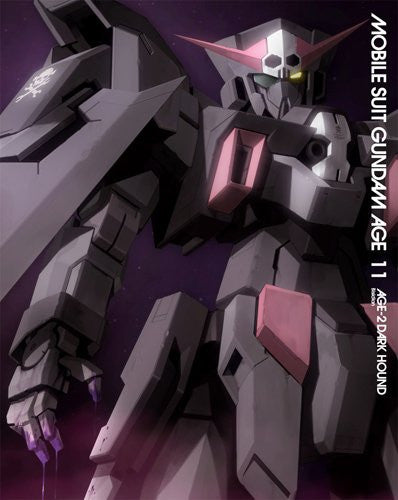 Mobile Suit Gundam Age Vol.11 [Deluxe Limited Edition]