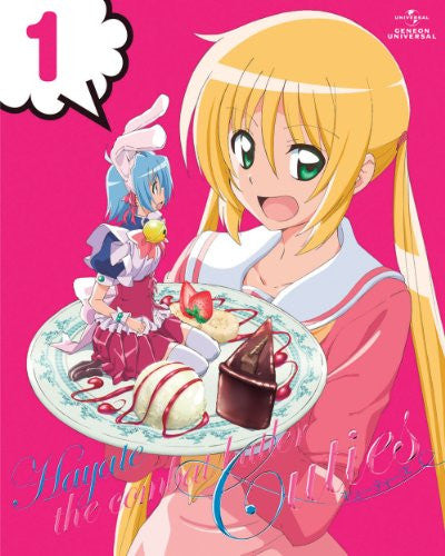 Image 1 for Hayate No Gotoku Cuties Vol.1 [DVD+CD Limited Edition]