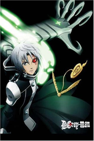 Image for D.Gray-man 01