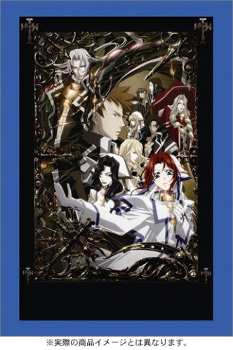 Image 1 for Trinity Blood Chapter.3 Collector's Edition [DVD+CD Limited Edition]
