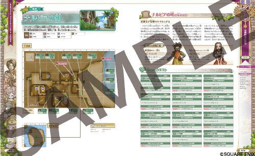 Image 10 for Dragon Warrior (Quest) X Online Official Guide Book Joukan Sekai Hen W/Extra