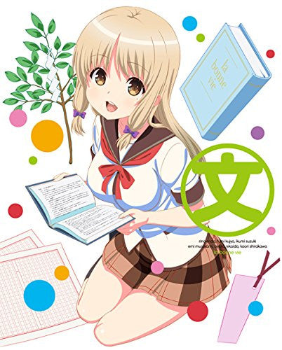 Image 1 for Jinsei Sodan TV Animation Jinsei Vol.2 [Blu-ray+CD]