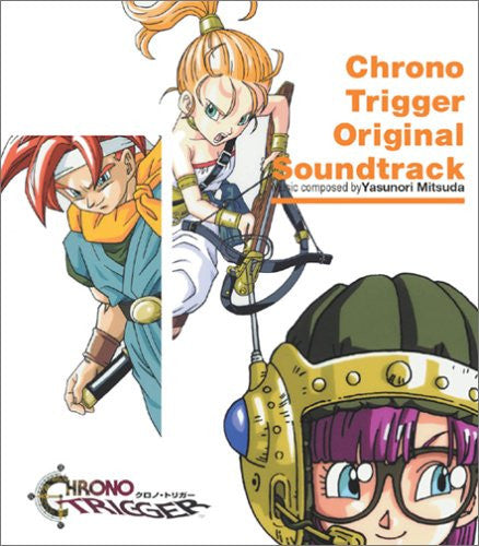 Image 1 for Chrono Trigger Original Soundtrack