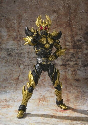 Image 5 for Kamen Rider Decade: All Rider vs. DaiShocker - Kamen Rider Kuuga Rising Ultimate Form - S.I.C. Kiwami Tamashii (Bandai)