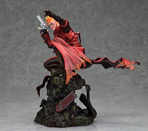 Image 6 for Trigun: Badlands Rumble - Vash the Stampede - 1/6 - Attack Ver. (Fullcock)