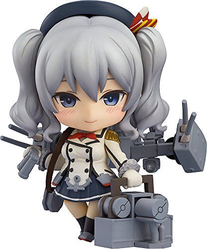 Image 1 for Kantai Collection ~Kan Colle~ - Kashima - Nendoroid (Good Smile Company)