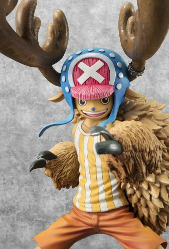 "Image 8 for One Piece - Tony Tony Chopper - Excellent Model - Portrait Of Pirates ""MAS"" - 1/8 - Horn Point (MegaHouse)"