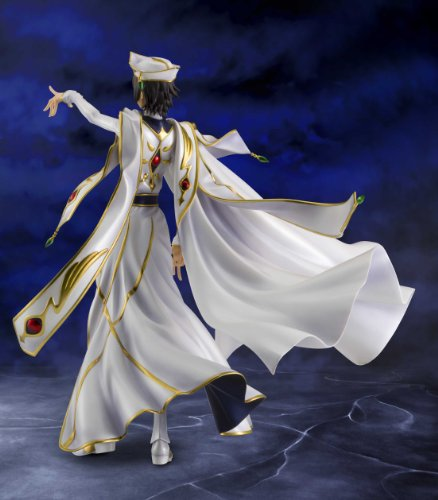 Image 11 for Code Geass - Hangyaku no Lelouch R2 - Lelouch Lamperouge - G.E.M. - 1/8 - Emperor (MegaHouse)