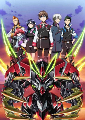 Image for Valvrave The Liberator 2nd Season Vol.2