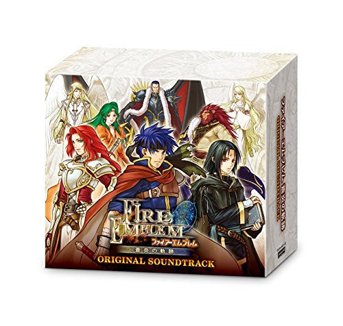 Image 1 for Fire Emblem: Souen no Kiseki Original Soundtrack
