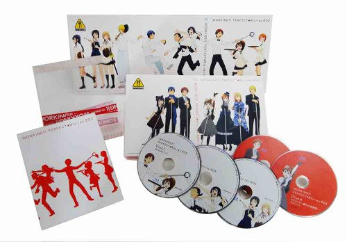 Image 1 for Working! Perfect Blu-ray Box [Limited Edition]