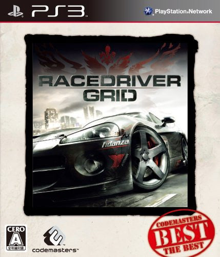 Image 1 for GRID (Codemasters The Best)