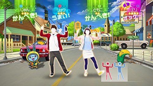 Image 2 for Youkai Watch Dance: Just Dance Special Version [Wii Remote Plus Control Set]