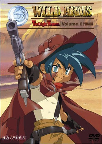 Image 1 for Wild Arms TV Vol.2