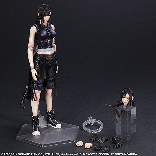 Image 7 for Final Fantasy VII: Advent Children - Tifa Lockhart - Play Arts Kai (Square Enix)