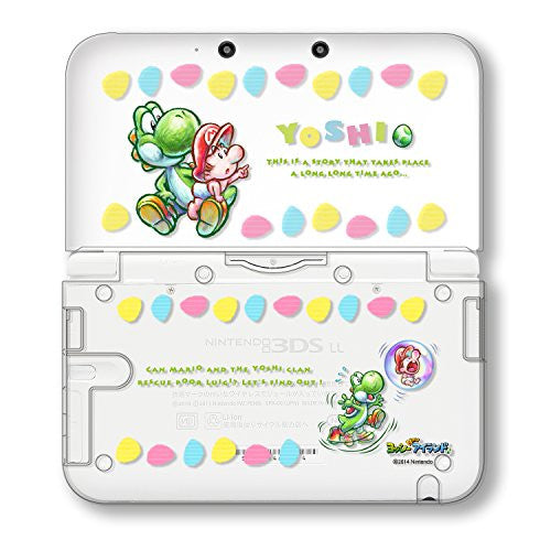 Image 3 for Body Cover for 3DS LL Yoshi's New Island (Type A)