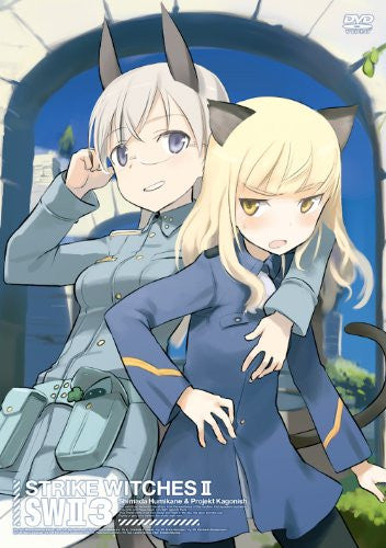 Image 1 for Strike Witches 2 Vol.3 [DVD+CD Limited Edition]