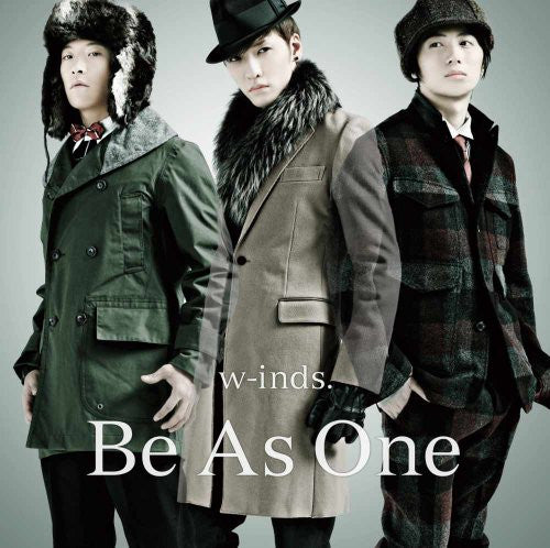Image 1 for Be As One / w-inds. [Limited Edition]