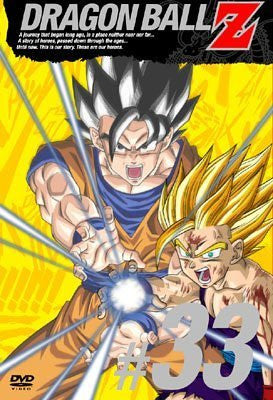Image for Dragon Ball Z Vol.33