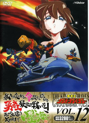 Image 1 for The King Of Braves Gaogaigar Vol.12