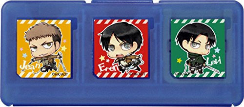 Image 4 for Shingeki No Kyojin Card Case 6