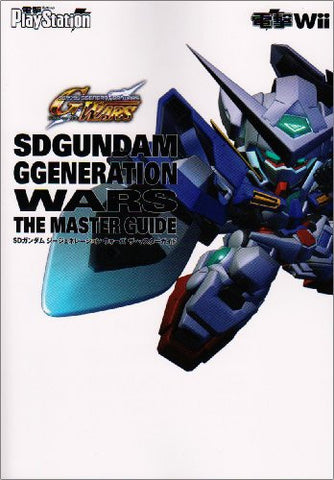 Image for Sd Gundam G Generation Wars Master Guide