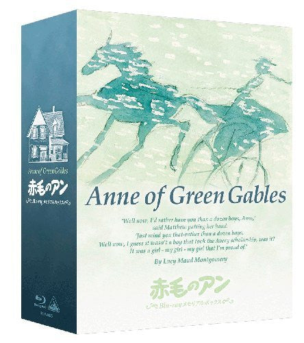 Image 2 for Anne Of Green Gables Blu-ray Memorial Box