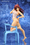 Thumbnail 2 for To Heart 2 - Kousaka Tamaki - 1/6 - School Swimsuit White Ver. (BEAT AquaPlus)