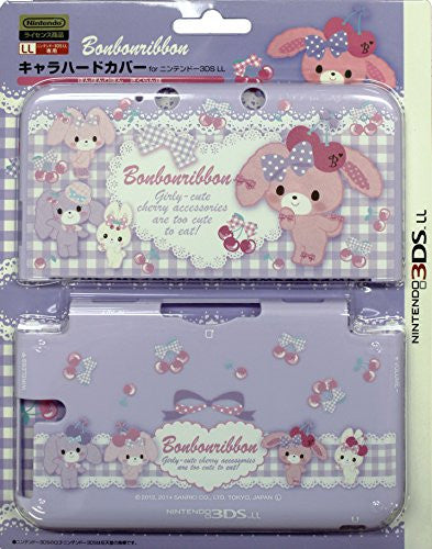 Image 1 for 3DS LL Character Hard Cover (Bonbonribbon Sakuranbo)