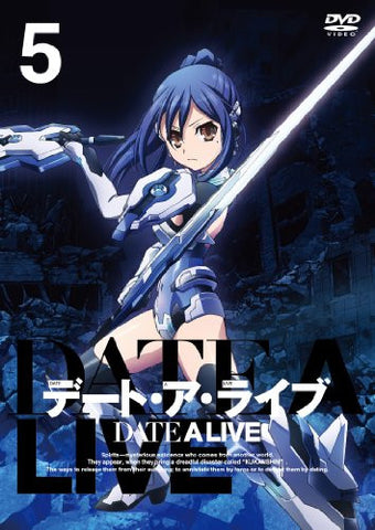 Image for Date A Live Vol.5