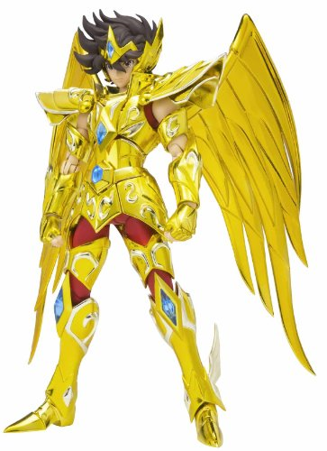 Image 1 for Saint Seiya Omega - Sagittarius Seiya - Saint Cloth Myth - Myth Cloth (Bandai)