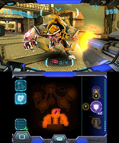 Image 8 for Metroid Prime: Federation Force