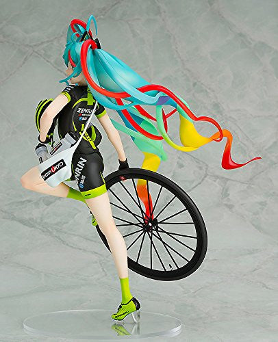 Image 6 for GOOD SMILE Racing - Hatsune Miku - 1/7 - Racing  2016, Team Ukyo Ver. (Max Factory)