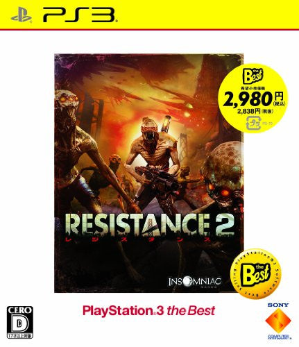 Image 1 for Resistance 2 (PlayStation3 the Best)