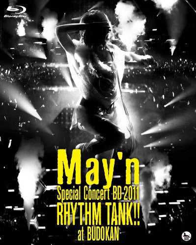 Image 1 for May'n Special Concert BD 2011 Rhythm Tank At Nippon Budokan