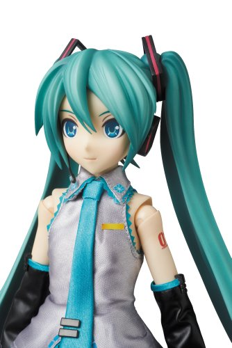 Image 9 for Vocaloid - Hatsune Miku - Real Action Heroes #632 - 1/6 - -Project DIVA- F ver. (Good Smile Company, Medicom Toy, SEGA)
