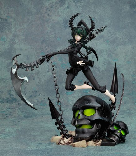 Image 2 for Black ★ Rock Shooter - Dead Master - 1/8 - Anime ver. (Good Smile Company)
