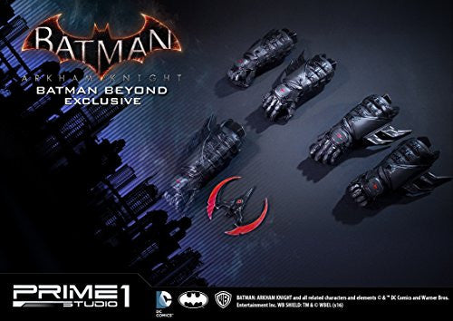 Image 2 for Batman: Arkham Knight - Batman - Museum Masterline Series MMDC-10 - 1/3 - Batman Beyond (Prime 1 Studio)