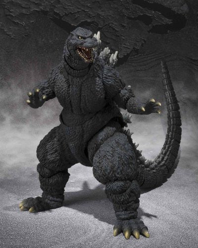 Image 4 for Gojira vs. Destoroyah - Gojira - S.H.MonsterArts - VS. Series (Bandai)