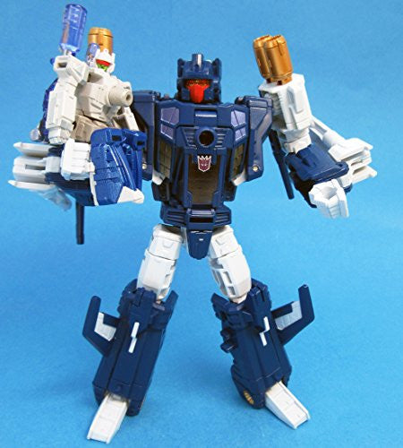 Image 2 for Transformers - Transformers: The Headmasters - Triggerhappy - Blowpipe - Transformers Legends - LG49
