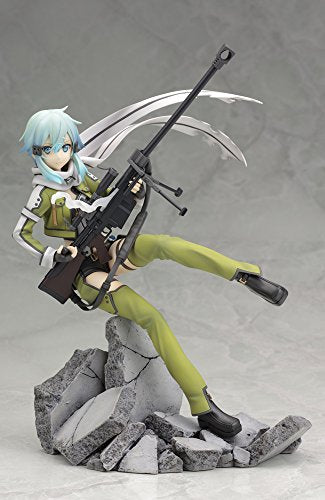 Image 2 for Sword Art Online II - Sinon - 1/8 - Phantom Bullet (Kotobukiya)