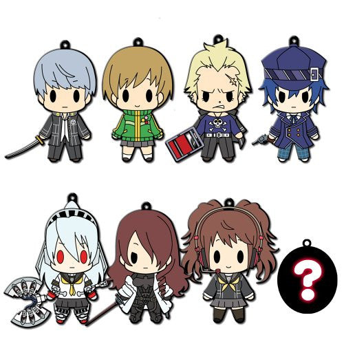 Image 1 for Persona 4 the Ultimate in Mayonaka Arena Rubber Strap Collection Vol.1